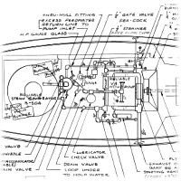 steam yacht diagram schematics page of reliable steam engine co. maker of ... steam pipe diagram #13